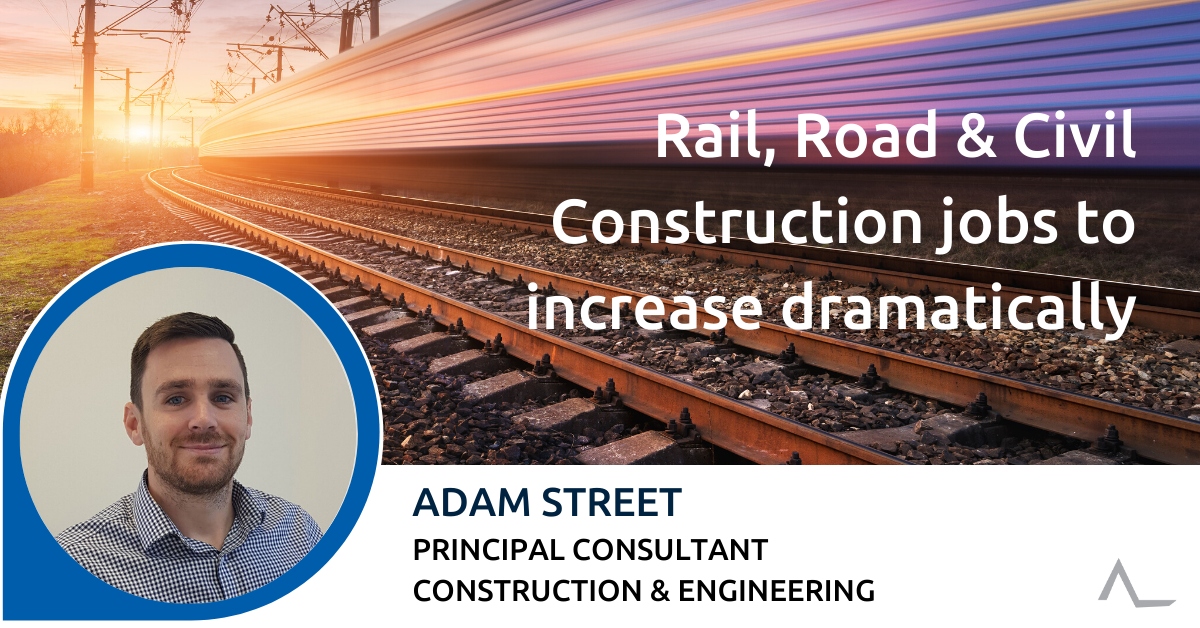 Meet Adam Street, Principal Consultant, Construction & Engineering